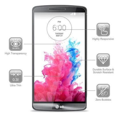 Tempered Glass for LG G Series - G4