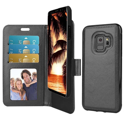 Classic Magnet Wallet Case for Samsung Note 8 | MobilEnzo