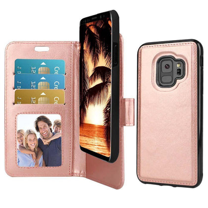 Classic Magnet Wallet Case for Samsung S8 | MobilEnzo