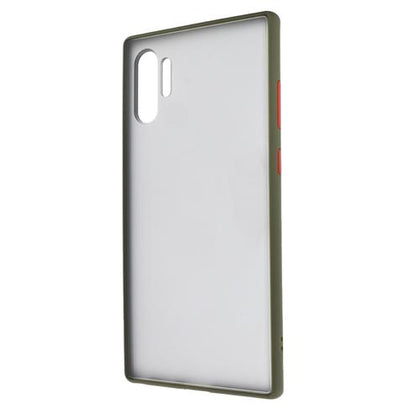 Matte Case for Samsung Galaxy Note 10 Plus - Dark Green