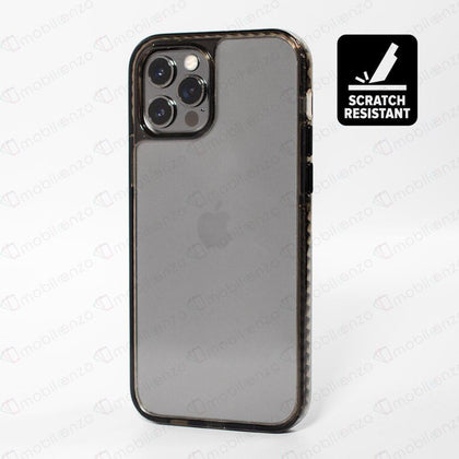 Scratch-Resistant Case for iPhone 12 / 12 Pro (6.1) - Black