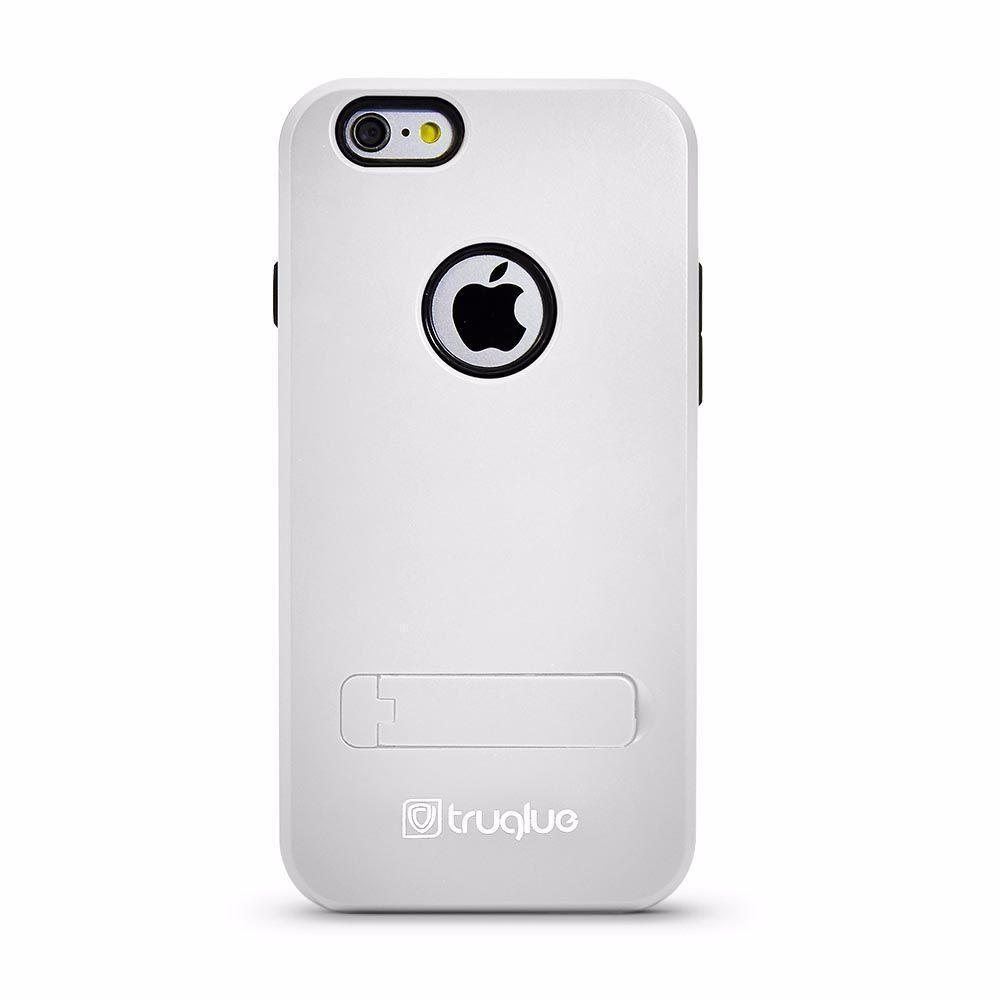 Truglue Case for iPhone 6/6S - Silver