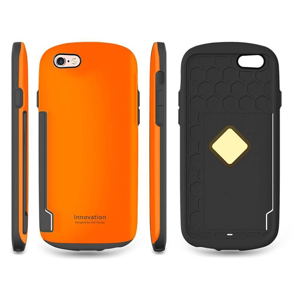 Innovation Case for iPhone 6 - Orange