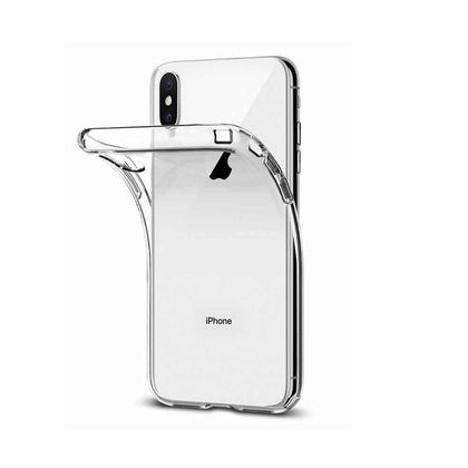 Clear Case for iPhone XR | MobilEnzo