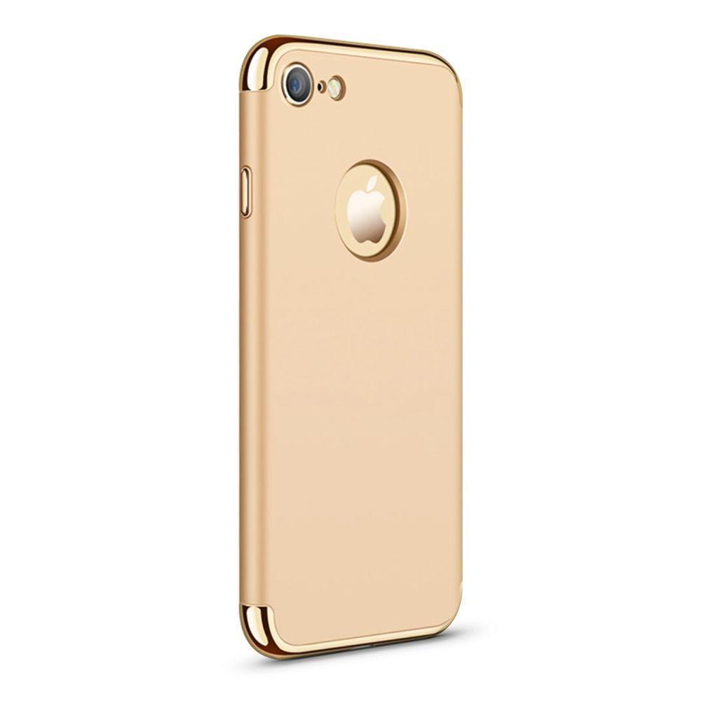 Golden Cover Case for iPhone 7 Plus /8 Plus - Gold