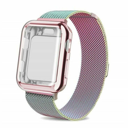 Stainless Steel iWatch Band 38/40mm - Grey