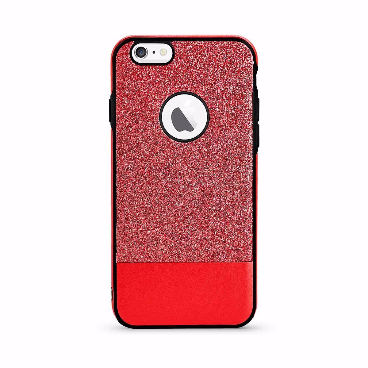 Jazzy Case for iPhone 6 Plus - Red