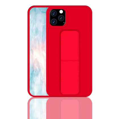 Wrist Strap Case for iPhone 11 Pro Max - Red