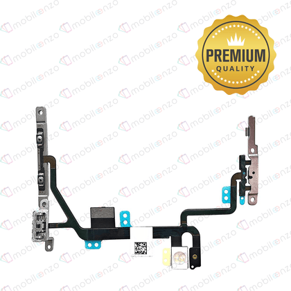 Power and Volume Botton Flex Cable for iPhone 8 Plus (Premium Quality)