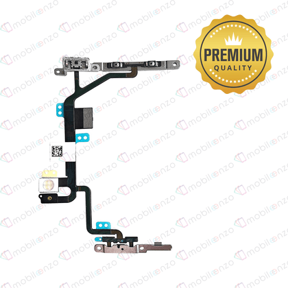 Power and Volume Button Flex Cable for iPhone 8 (Premium Quality)