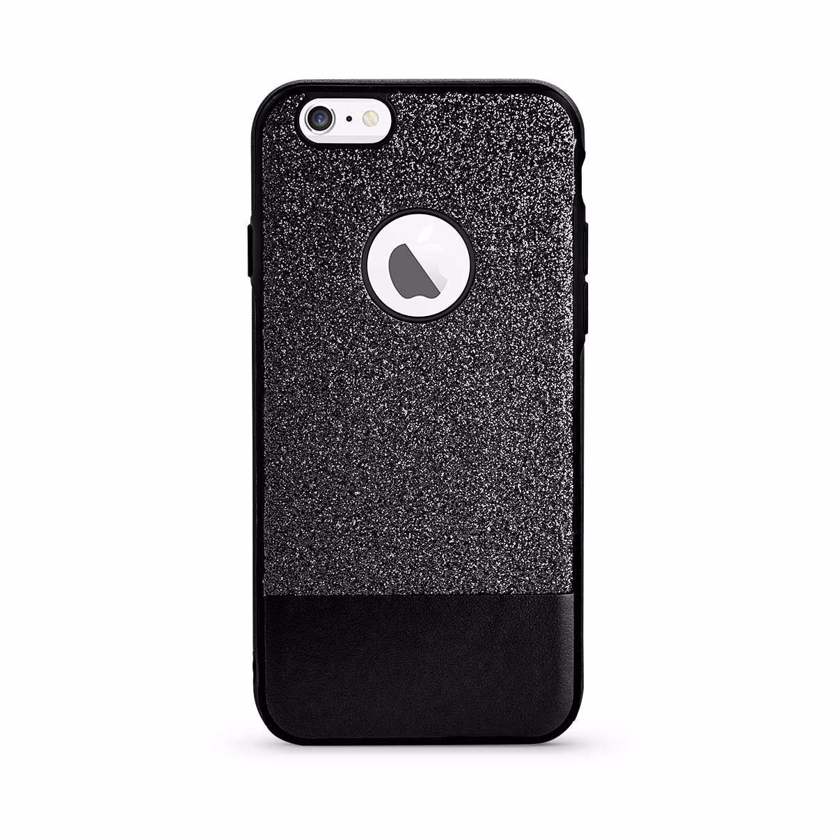 Jazzy Case for iPhone 7 /8 - Black