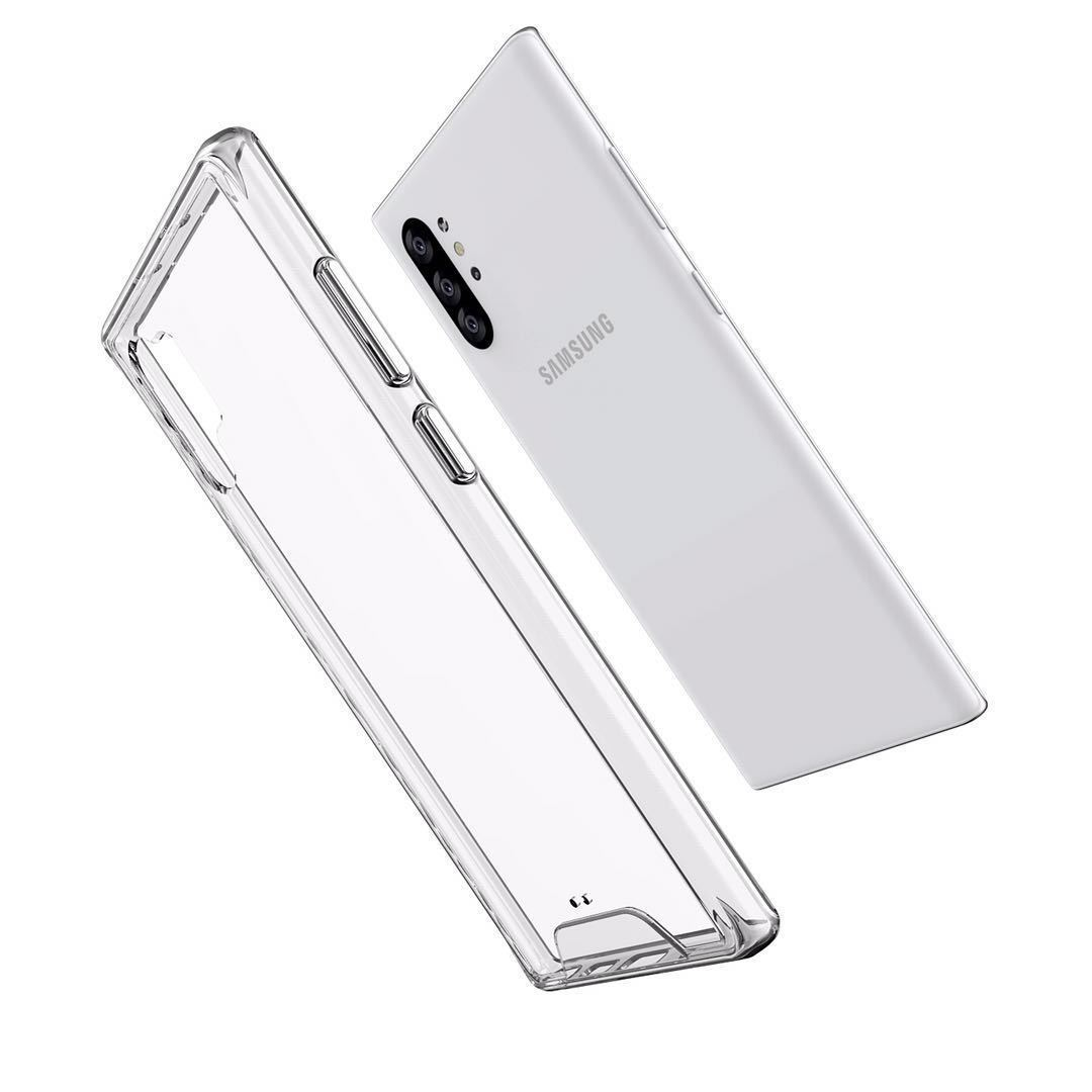 Hard Clear case for Samsung Galaxy Note 10 Plus