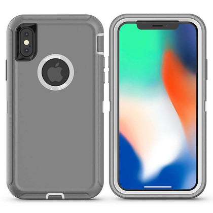 DualPro Protector Case for iPhone Xs Max | MobilEnzo