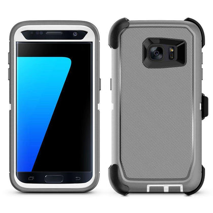 DualPro Protector Case for S7E, Cases, Mobilenzo, MobilEnzo
