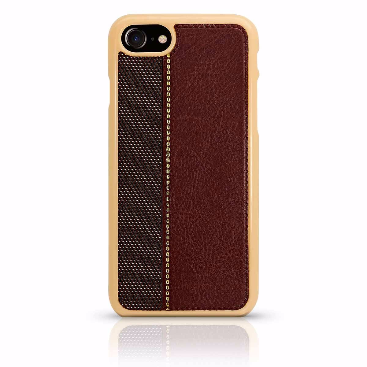 Ankaa Case for iPhone 7/8 Plus - Dark Brown