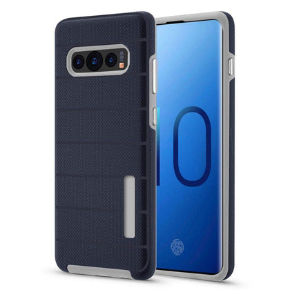 Destiny Case for Samsung Galaxy S10 - Dark Blue