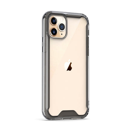 Acrylic Transparent Case for iPhone 11 Pro - Black