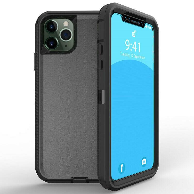 DualPro Protector Case for iPhone 11 - Black