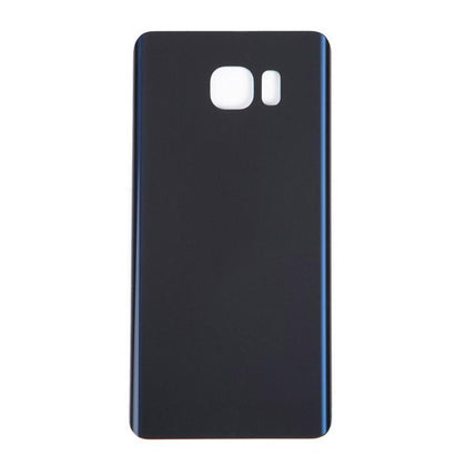 Back Glass For Samsung Galaxy Note 5 - Blue, Parts, Mobilenzo, MobilEnzo