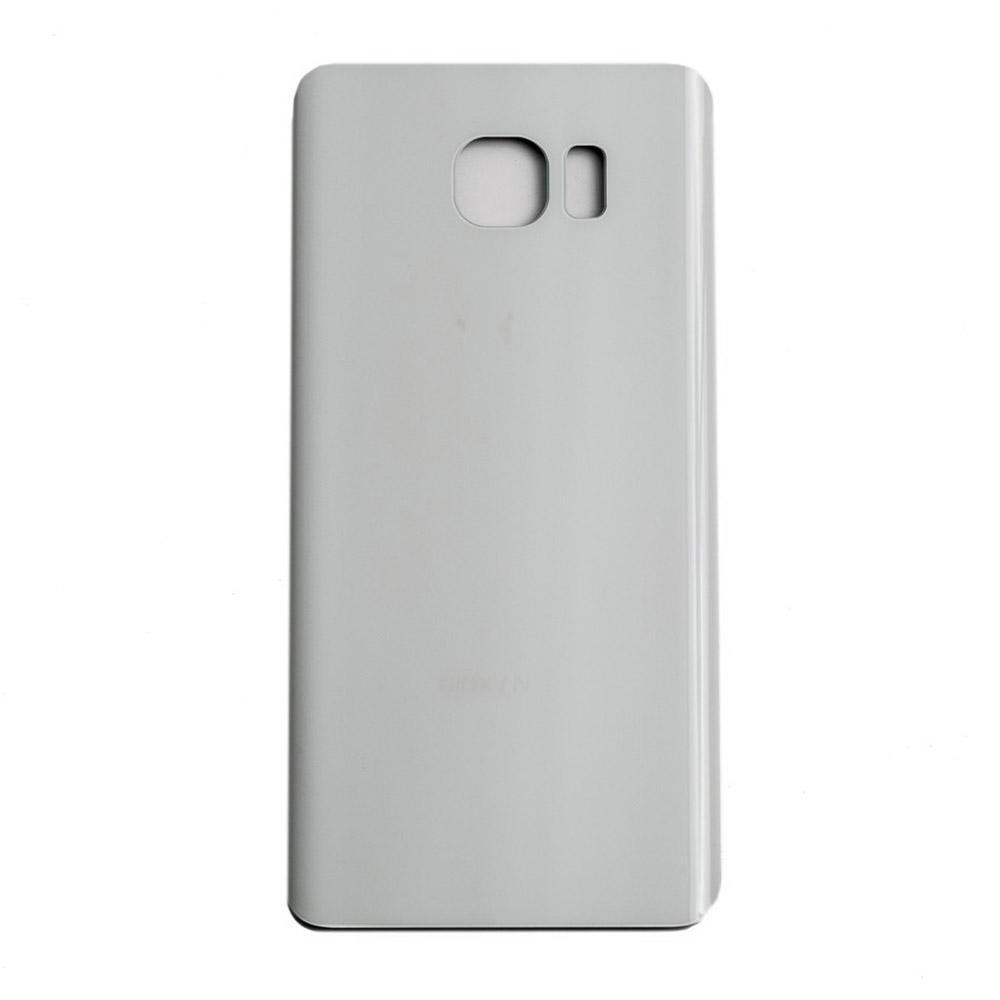 Back Glass For Samsung Galaxy Note 5 - Silver