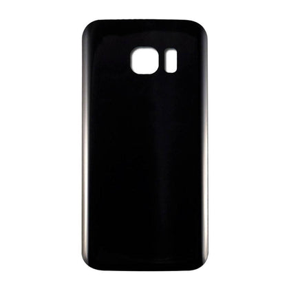 Back Cover Glass for Samsung Galaxy S7E - Black