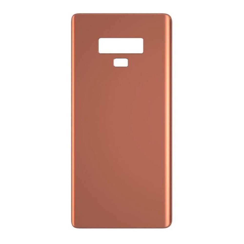 Back Cover Glass for Samsung Galaxy Note 9 - Bronze