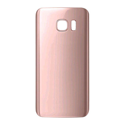 Back Cover Glass for Samsung Galaxy S7E - Pink