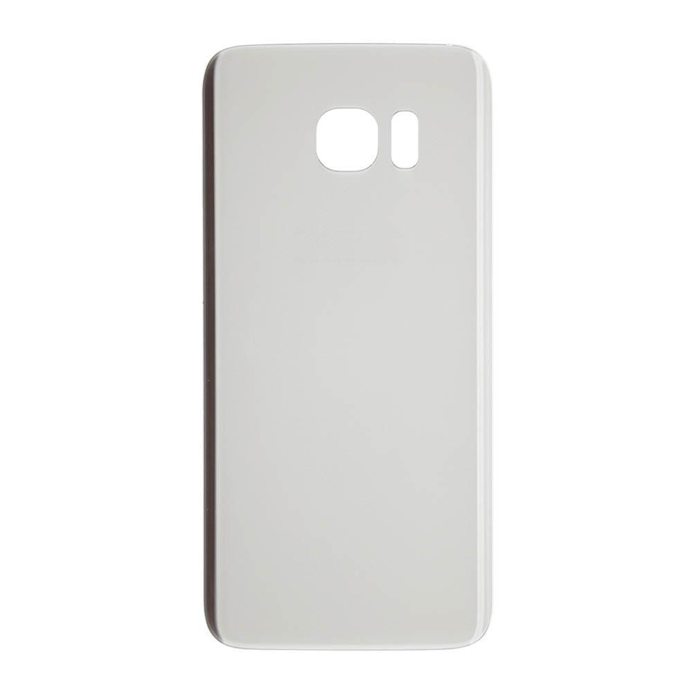 Back Cover Glass for Samsung Galaxy S7 - Silver