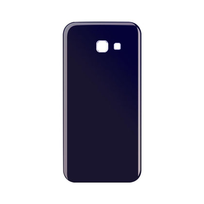 Back Glass For Samsung Galaxy A7 (A720 / 2017) - Blue, Parts, Mobilenzo, MobilEnzo