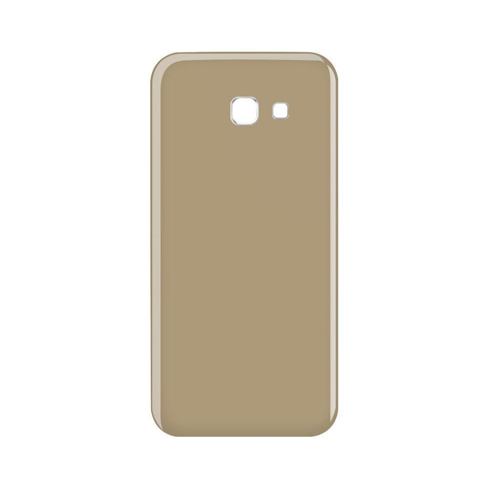 Back Glass For Samsung Galaxy A7 (A720 / 2017) - Gold