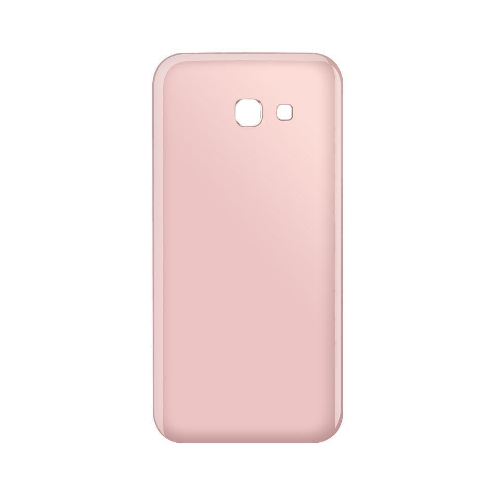 Back Glass For Samsung Galaxy A7 (A720 / 2017) - Pink