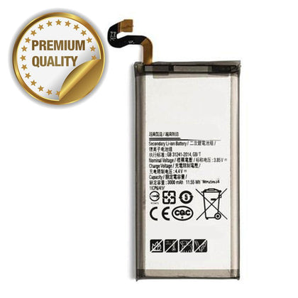 Battery for GALAXY S8 (G950) (Zero Cycle) (Premium)