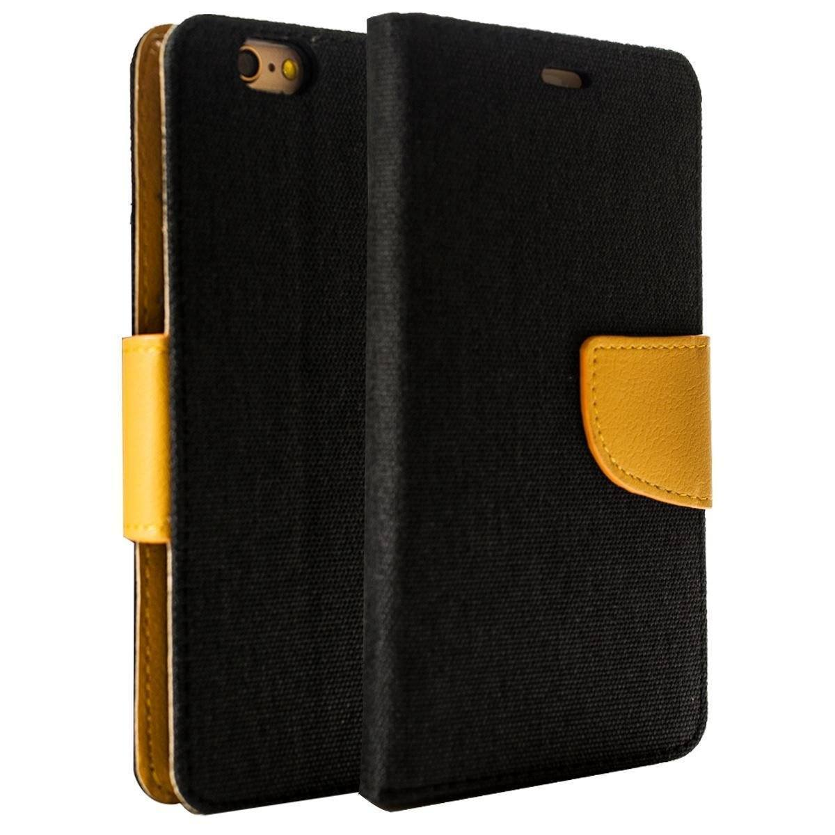 Wing Wallet Case for iPhone 6 - Black