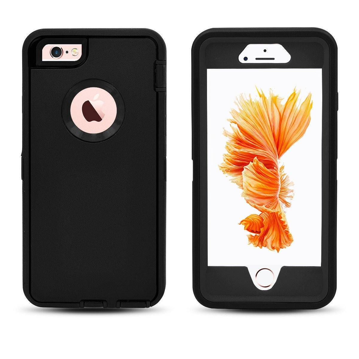 DualPro Protector Case for iPhone 6 - Black