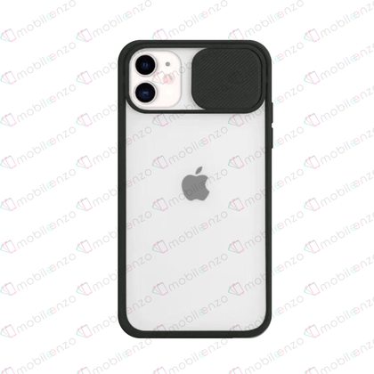 Camera Protector Case for iPhone 11 Pro - Black