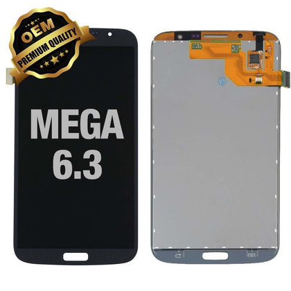 LCD Assembly for Samsung Galaxy Mega 6.3 (Black)