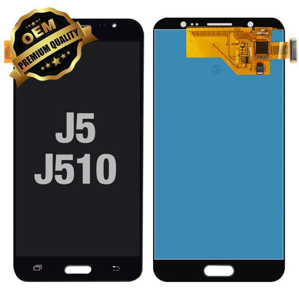LCD Assembly for Samsung Galaxy J5 (J510 / 2016) - Black