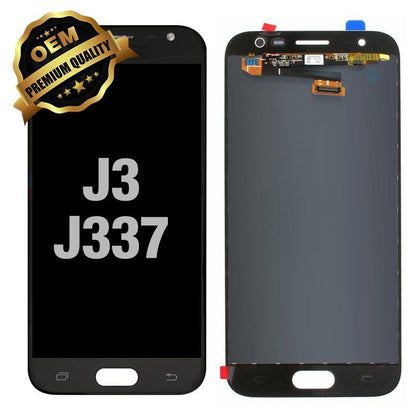 LCD Assembly for Samsung Galaxy J3 Prime (J337 / 2018) - Black