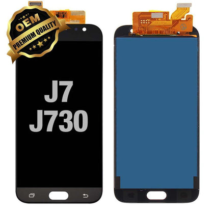 LCD Assembly for GALAXY J7 PRO (J730/2017) (Premium) - Black