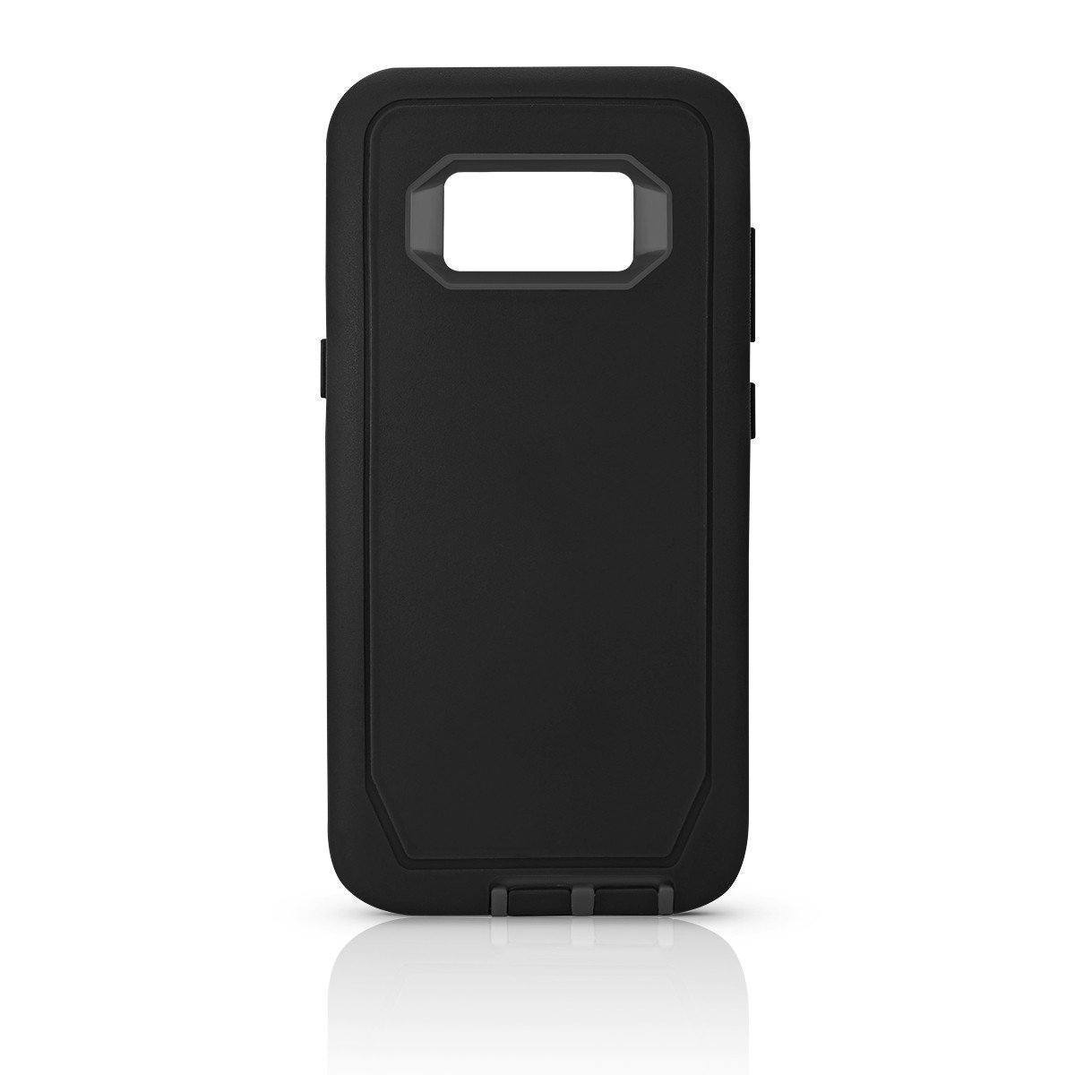 DualPro Protector Case for S8 - Black