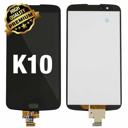 LCD Assembly  for LG K10 (K410) 2016 Without Frame (Premium Quality) - Black | MobilEnzo