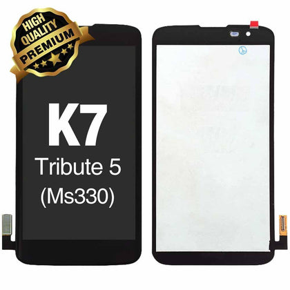 LCD Assembly for LG K7 Tribute 5 (LS675/MS330) (Premium Quality) - Black | MobilEnzo