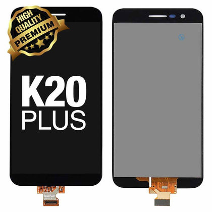 LCD Assembly for LG K20 Plus (MP260)  Without Frame (Premium Quality) - Black | MobilEnzo
