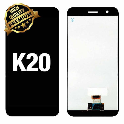 LCD Assembly for LG K20 (VS501)  / (K10 2017 M250) Without Frame (Premium Quality) - Black | MobilEnzo