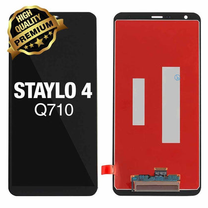 LCD Assembly for LG Stylo 4 (Q710) Without Frame (Premium Quality) - Black