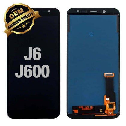 LCD Assembly for Samsung Galaxy J6 (J600 / 2018) - Black