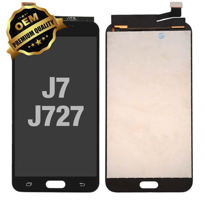 LCD Assembly for GALAXY J7 Prime (J727 / 2017) (Premium) - Black