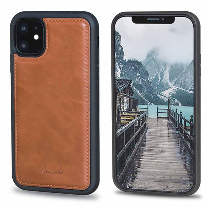 BNT Flex Cover for iPhone 11 Pro Max - Brown
