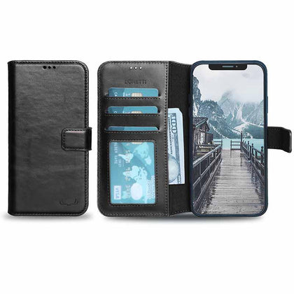 BNT Wallet ID Window for iPhone 11 - Black