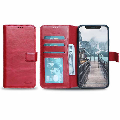 BNT Wallet ID Window for iPhone 11 - Red